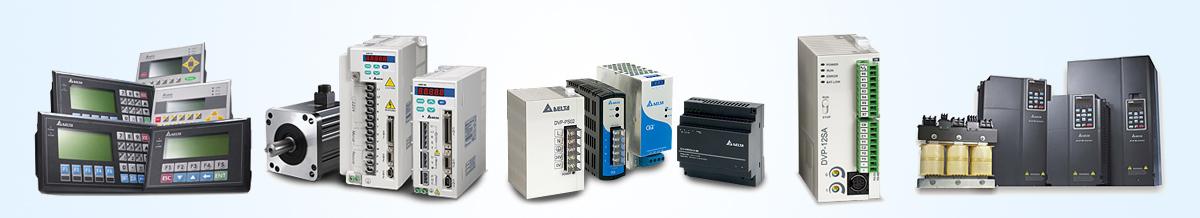 Delta VFD PLC HMI Servo Automation Products Suppliers Dealers Cochin